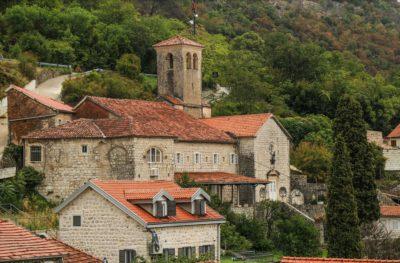 Церковь Святого Антония Пераст