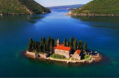 Остров Святого Георгия Пераст