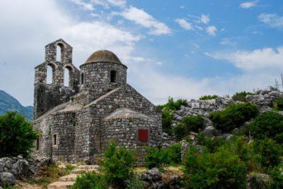 Монастыри на Скадарском озере в Черногории