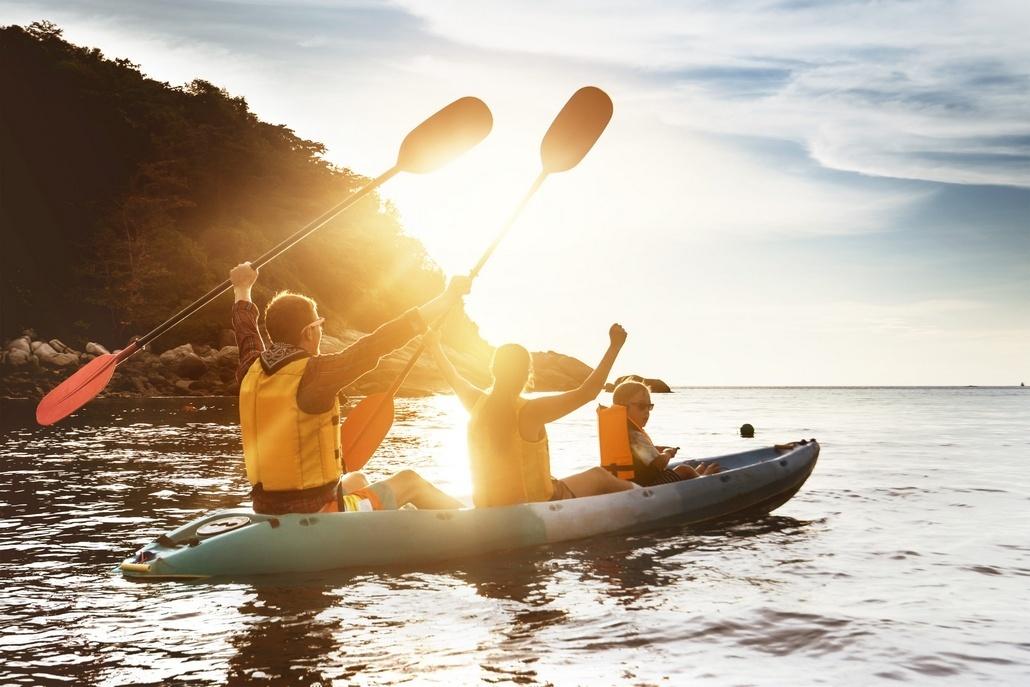 Рафтинг — тимбилдинг на воде