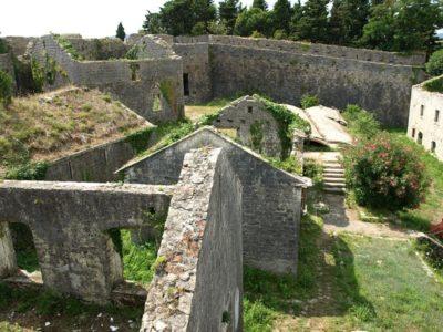 Бастион Шпаньола в Герцег-Нови