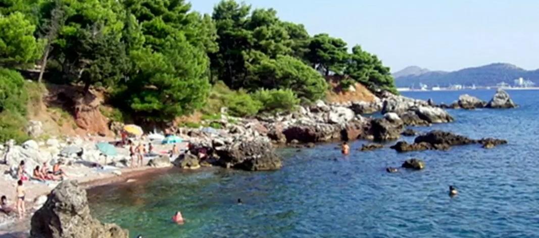 Белградский пляж на Барской ривьере