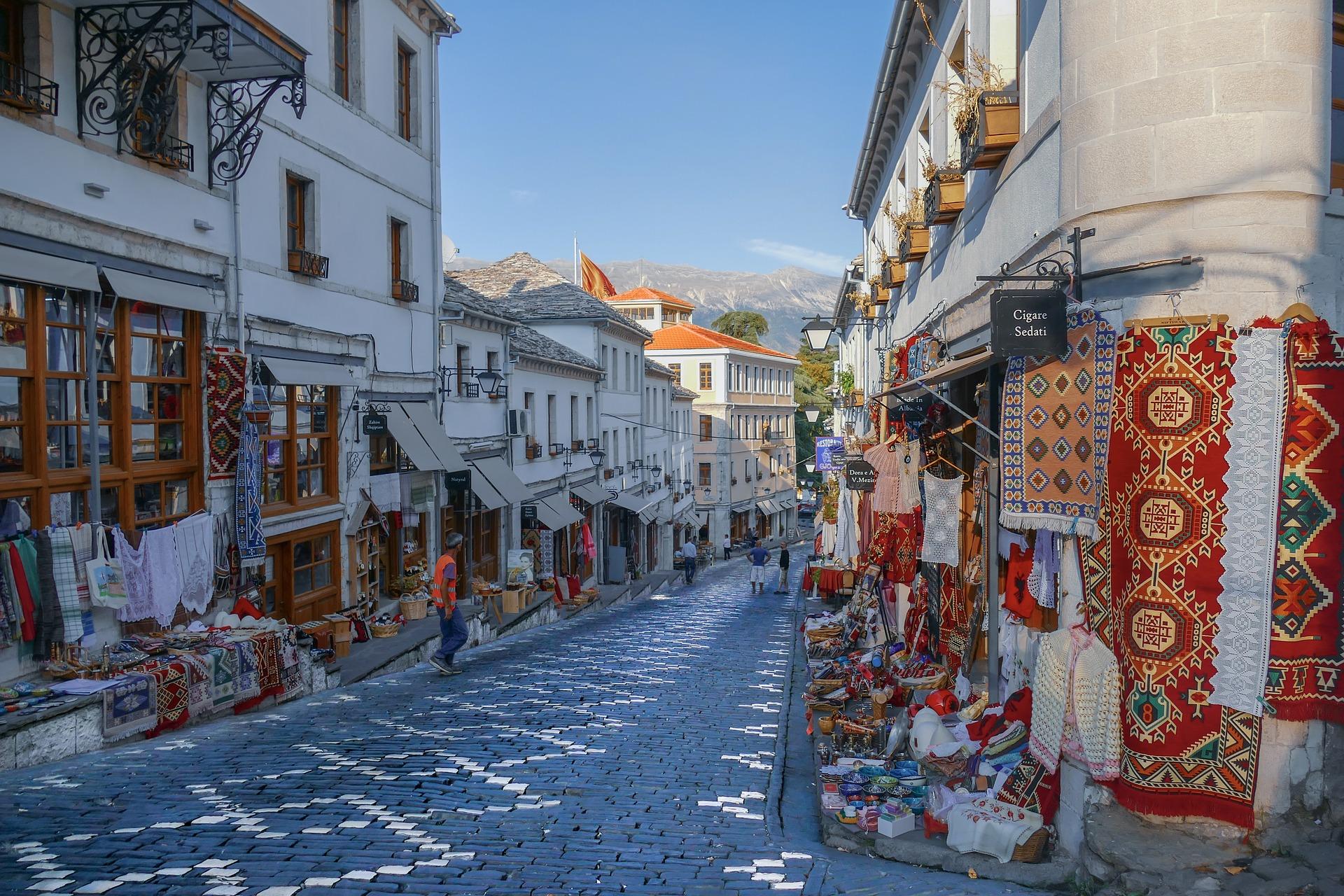 Достопримечательности Гирокастры в Албании