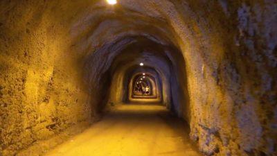 Пешеходные тоннели Бечичи