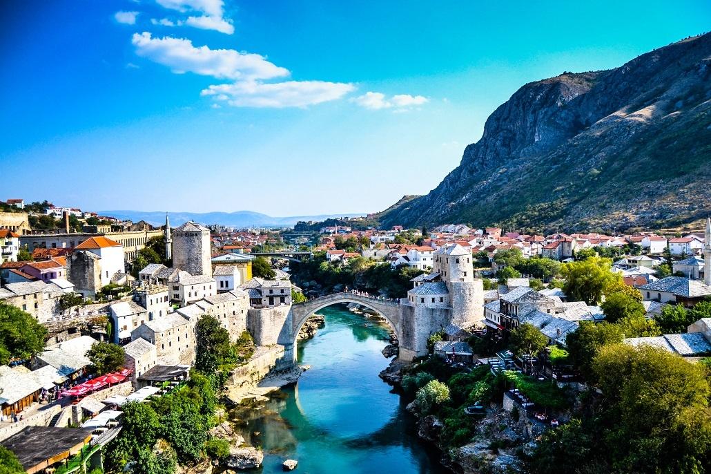 Экскурсии в Боснию и Герцеговину из Черногории