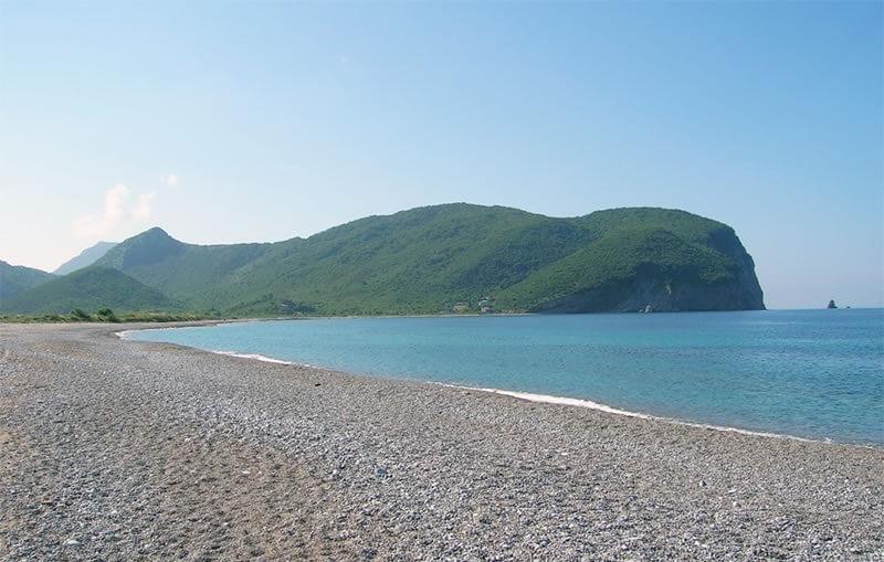 Булярица: Красный пляж на Барской ривьере