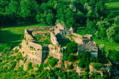 Город-крепость Жабляк Црноевича