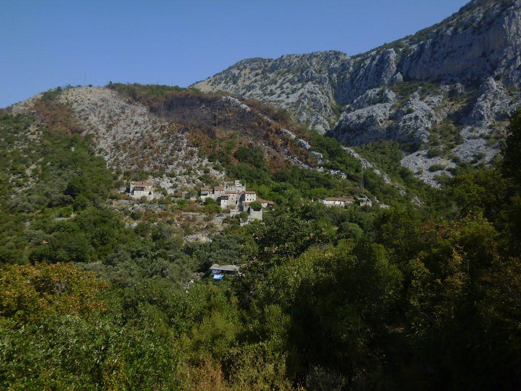 Брца Черногория