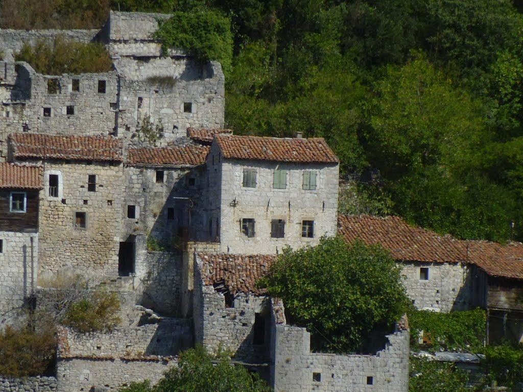 Горня Брца Черногория