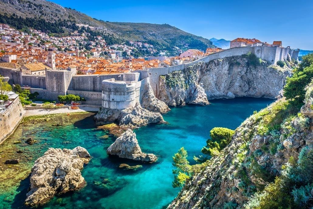 Панорама Дубровник
