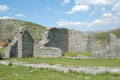 Расположение Диоклеи