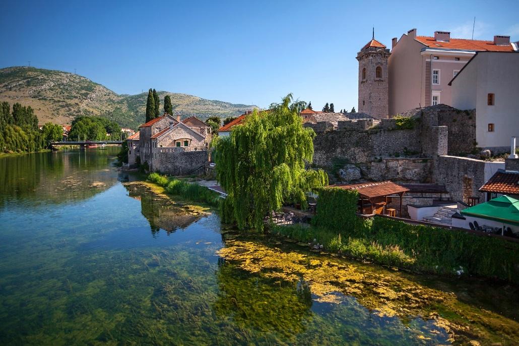 Требинье Босния и Герцеговина
