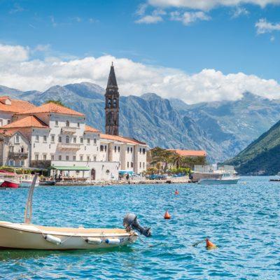 Экскурсия по Бока-Которской бухте Черногории