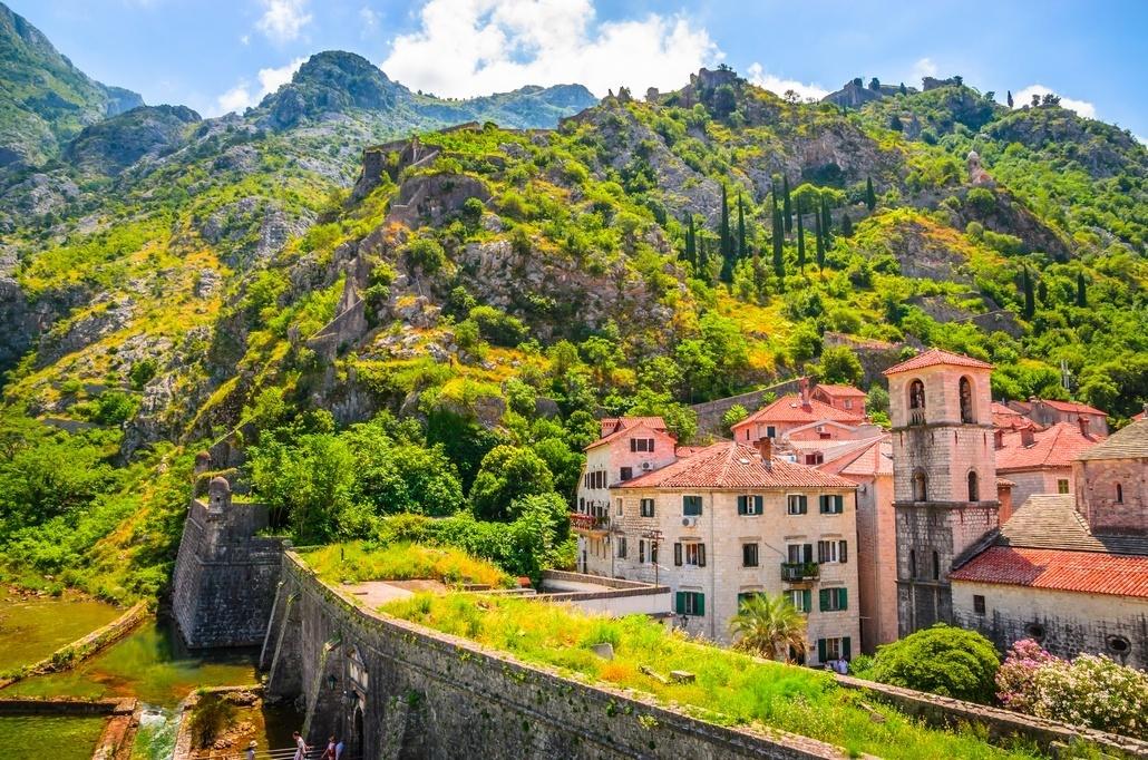 Экскурсия в Которе Черногория