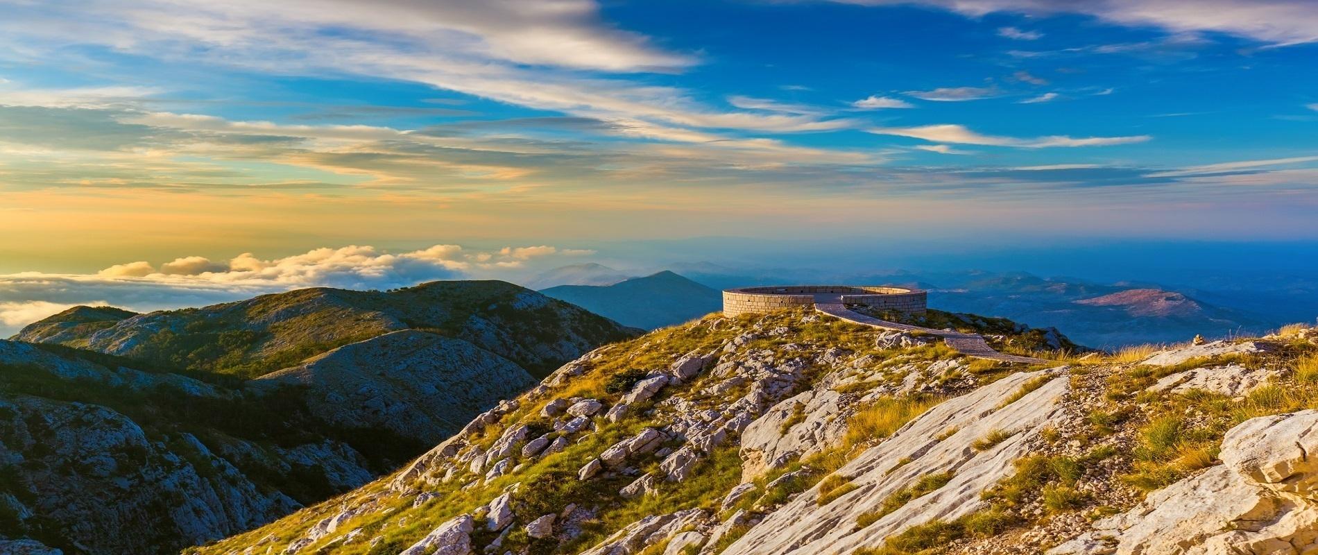 Парк Ловчен Черногория