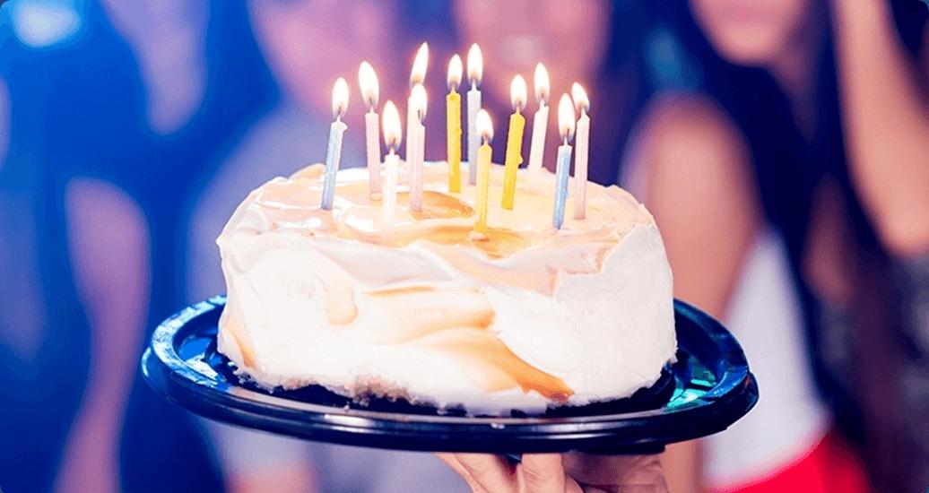 Организация Дня рождения в Черногории