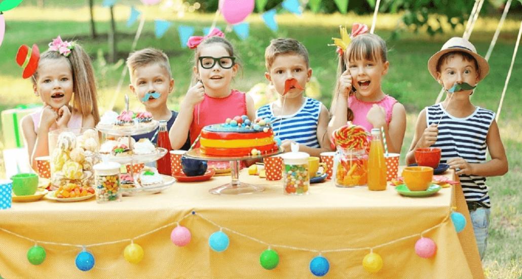 Организация детских праздников в Черногории