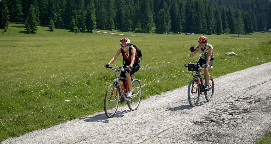 Спортивный туризм и активный отдых в Черногории