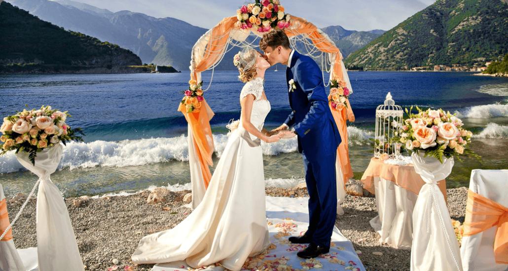 Wedding organization in Montenegro