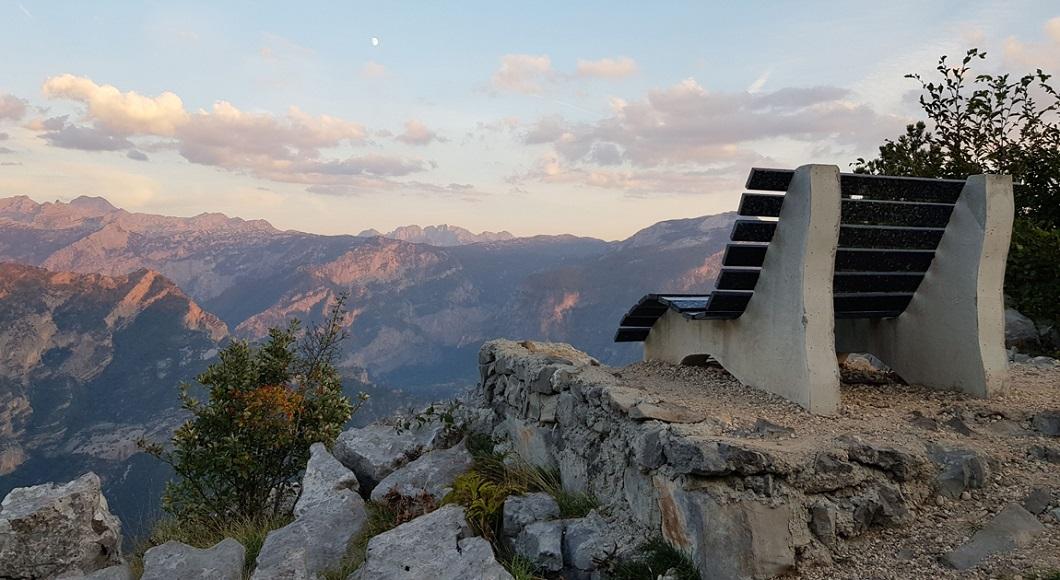 Ущелье Горло Соколово - воздушная граница с Албанией