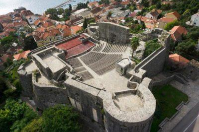 Крепость Канли-Кула в Герцег-Нови