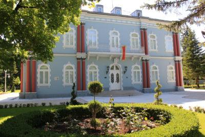 Голубой дворец Черногория