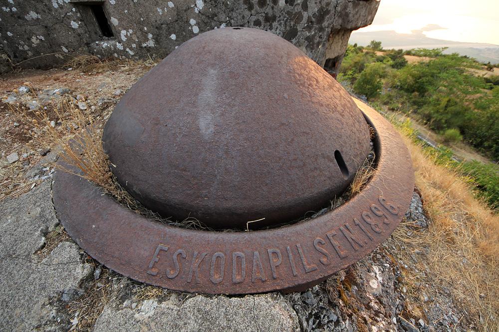 Форт Горажда в Черногории