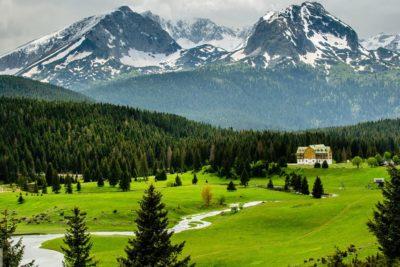 Жабляк в Черногории