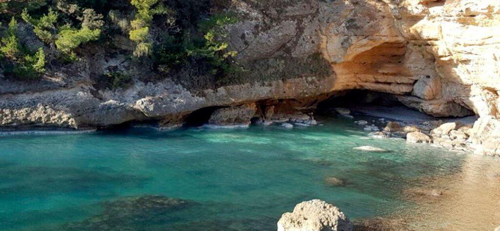 Женский пляж. Лечебные источники на Улциньской ривьере