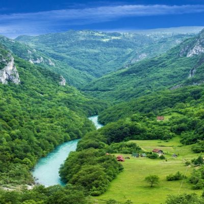 Tour canyons of Montenegro, the Tara and Moraca