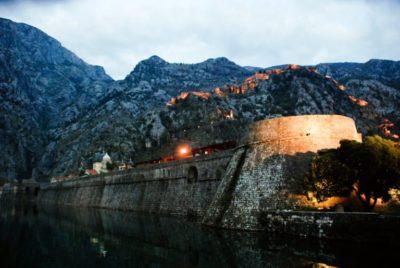 Крепость Святого Иоанна в Старом Которе