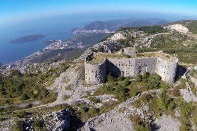 Австрийская крепость Космач
