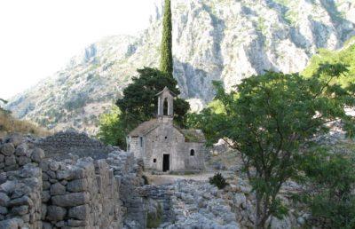 Крепость Святого Иоанна в Которе