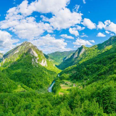Экскурсия Гранд Каньоны и Рафтинг в Черногории - 2 дня