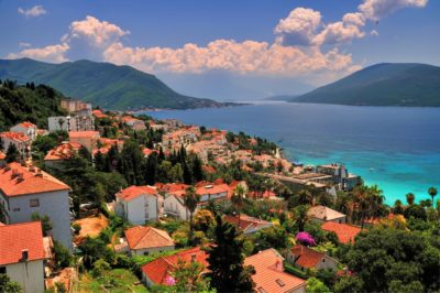 Лето в Черногории