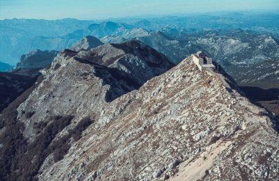 Горы Ловчен