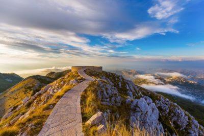 Экскурсия на Ловчен в Черногории