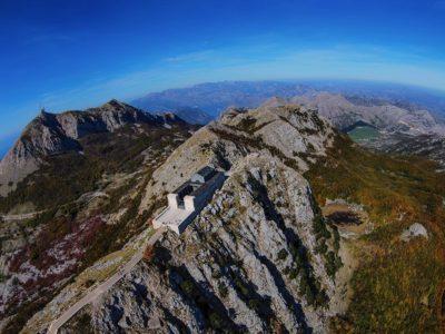Гора Ловчен Черногория