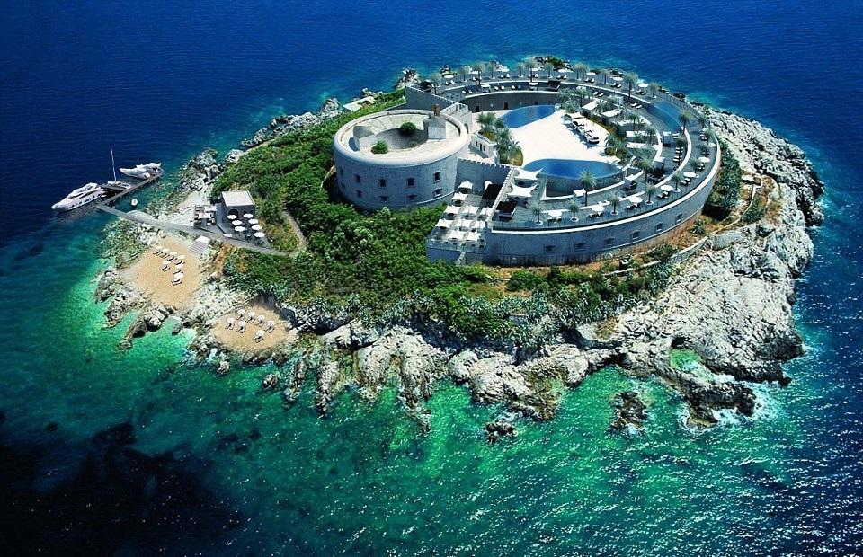 Остров Мамула