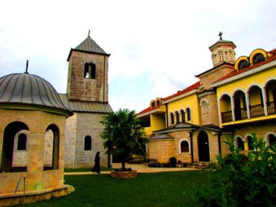 Женский монастырь Ждребаоник