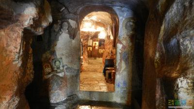 Дайбабский монастырь — пещерная обитель