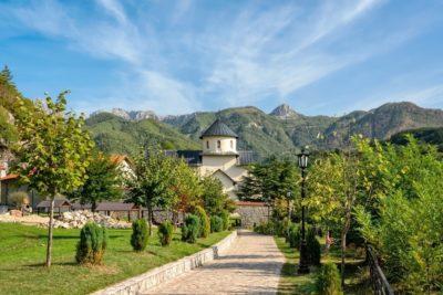 Экскурсия в монастырь Морача Черногория