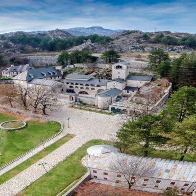 Четыре святыни Черногории: монастыри Цетине - Подгорица - Пива - Острог