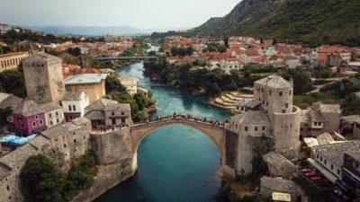 Экскурсия в Боснии Мостар