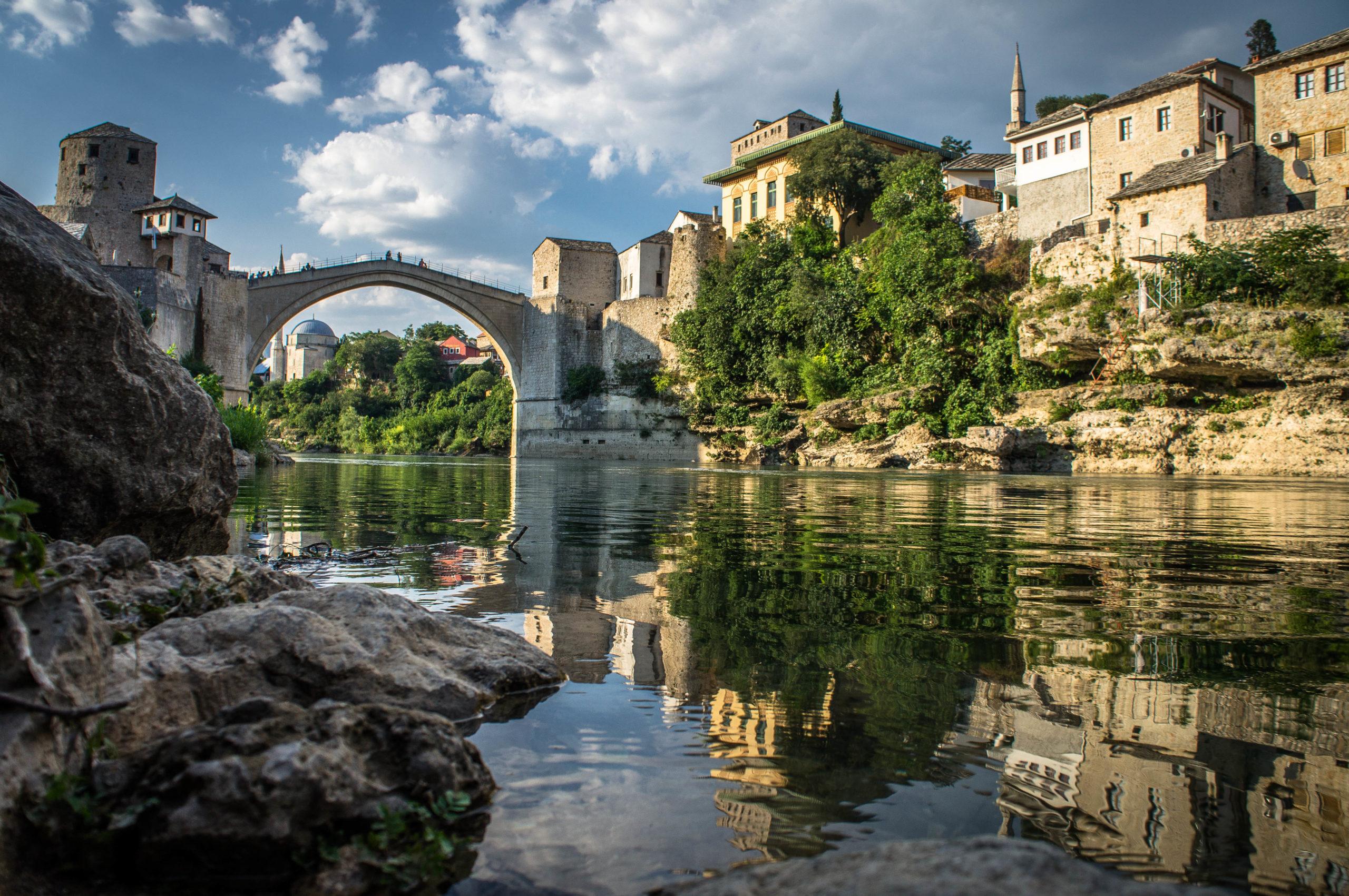 Мосты Мостара