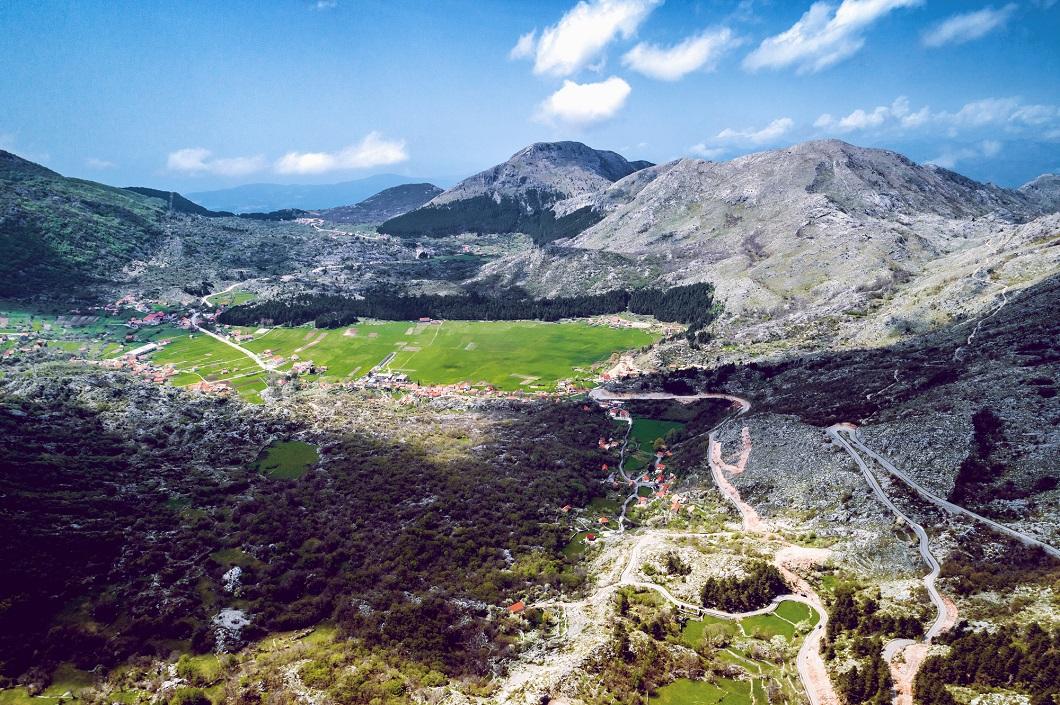 Негуши Черногория