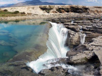 Водопад Ниагара, который находится в Черногории