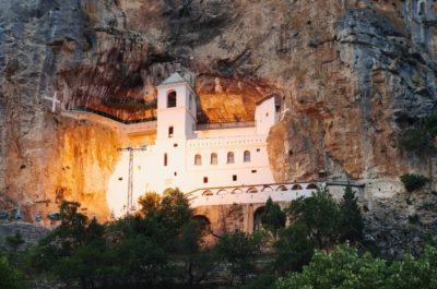 Экскурсия в Острог Черногория