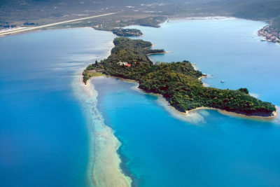 Остров Святого Марка — райский Скариотти