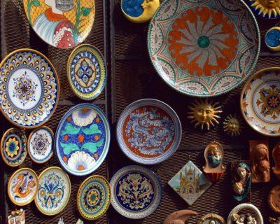 Посуда из Черногории